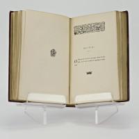 Les amants de Venise. George Sand et A. de Musset. Édition décorée de bois originaux gravés par Constant le Breton.