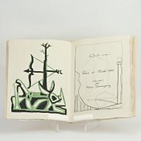 Poésie et vérité 1942. Illustré par Oscar Dominguez.