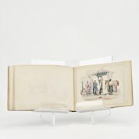 Nouveau syllabaire, ornée de 26 figures élégamment coloriées, et contenant: des exercices pour apprendre a épeler et à lire, de petits contes, des fables, des dialogues et des prières.