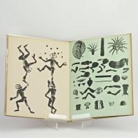 Tryk Selv Dine Billeder. Stempler og tekst af Axel Salto. Trykt af J. Chr. Sørensen.