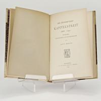Der Strassburger Kapitelstreit, 1583-1592: Ein Beitrag Zur Geschichte Der Gegenreformation.