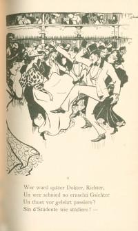 Luschtigs üs'm Elsass. Gedichte. Gedichtle vun G. Stoskopf. Mit 51 Illüschtratione vun P. Braunagel, Léon Hornecker, F. Laskowsky, J. Sattler, E. Schneider, Ch. Spindler, G. Stoskopf.