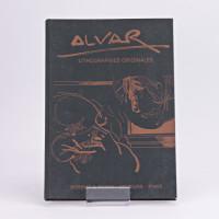 Alvar. Lithographies originales.
