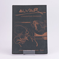 Alvar. Lithographies originales.