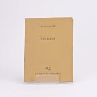 Bartleby (Bartleby the scrivener). Traduction de Michelle Causse.