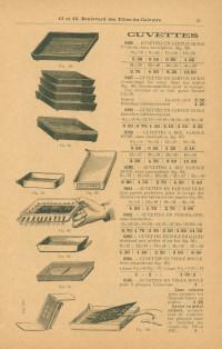 Prix-courant illustré des appareils photographiques, fournitures & accessoires divers.