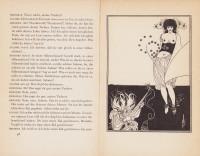 Salome. Tragödie in einem Akt. Mit den Bildern von Aubrey Beardsley.