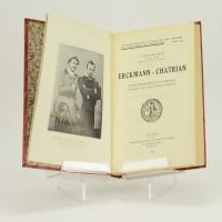 Erckmann-Chatrian. Étude biographique et critique d'après des documents inédits.