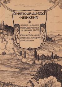 Revue Alsacienne Illustrée. COLLECTION COMPLÈTE.